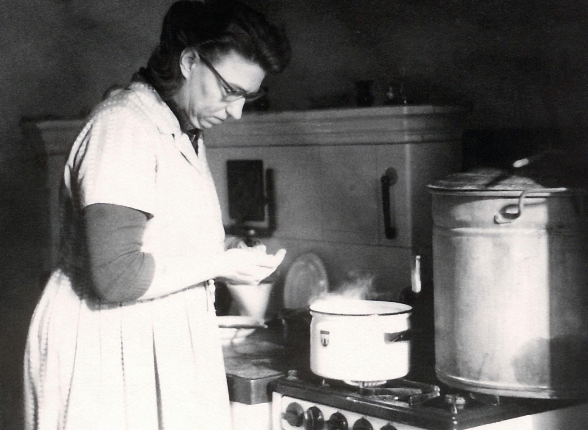 Um 1948: Die Wirtschaftswunderküche