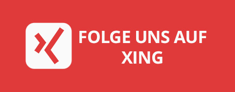 Folge uns auf Xing